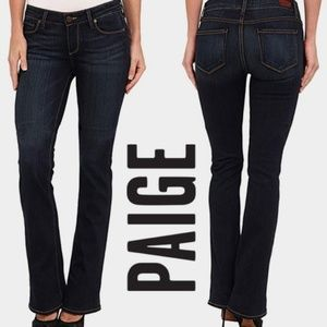PAIGE | Manhattan Bootcut in Armstrong - 25